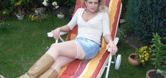 Jenny, 27, Salzgitter: Blümchensex gesucht